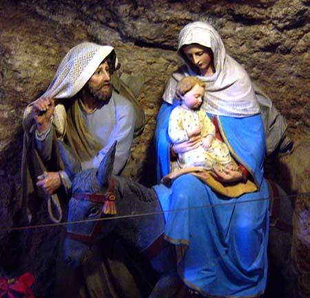 2008 jose maria huyendo a egipto joseph mary and baby jesus escaping