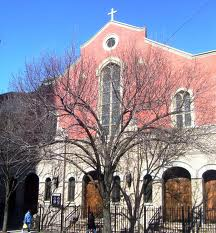 St. Columba Church in Chelsea